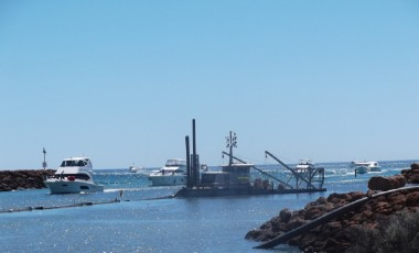 Canal Entrance and Sand Trap Dredging (Port Geographe, WA)